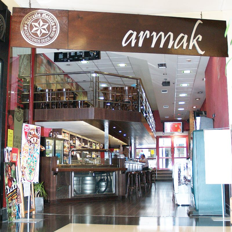 Cafetería Armak