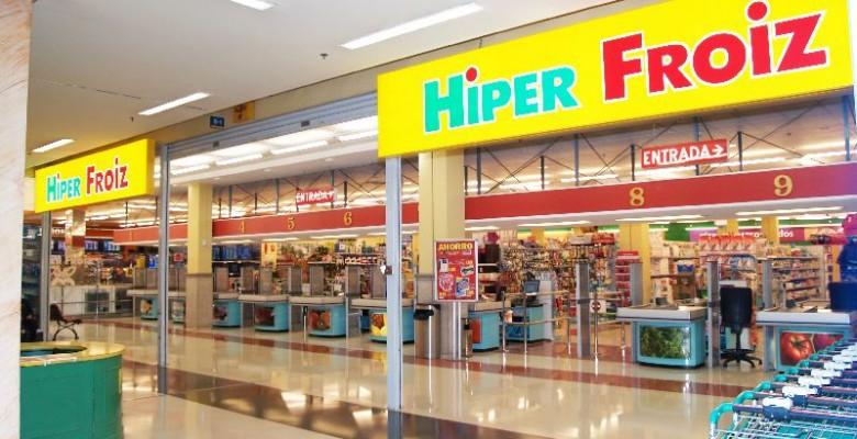 Hiper Froiz   Centro Comercial Arousa