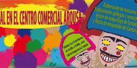 EL CARNAVAL LLEGA AL CENTRO COMERCIAL AROUSA