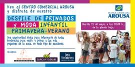 EL CENTRO COMERCIAL ORGANIZA UN DESFILE DE PEINADOS Y MODA INFANTIL