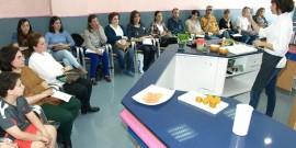 CLASES GRATUITAS DE COCINA DE VERANO EN El CENTRO COMERCIAL AROUSA
