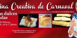 COCINA CREATIVA DE CARNAVAL EL CENTRO COMERCIAL AROUSA