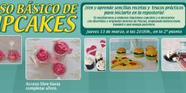 CUPCAKES PARA PRINCIPIANTES  EL CENTRO COMERCIAL AROUSA