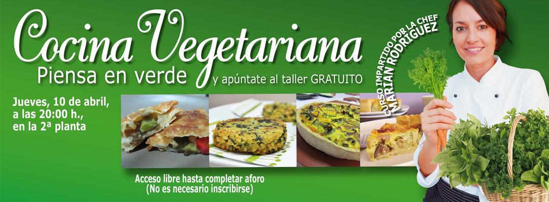 Curso de cocina vegetariana centro comercial arousa for Blogs cocina vegetariana