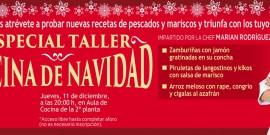 Especial Cocina de Navidad, en el Centro Comercial Arousa
