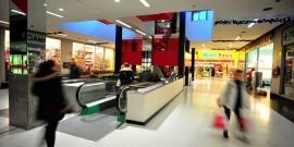 El Centro Comercial Arousa encara la Navidad con un aspecto totalmente renovado