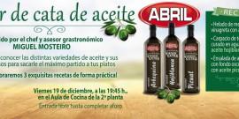 El Centro Comercial Arousa y Aceites Abril organizan un taller de cata y un showcooking para acercar la cultura del aceite al consumidor