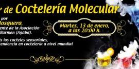 LOS CÓCTELES MOLECULARES LLEGAN AL CENTRO COMERCIAL AROUSA PARA DESPERTAR LOS SENTIDOS