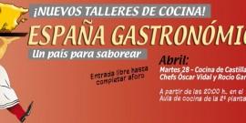 Elaboraciones tradicionales de Castilla y León, en el Aula de Cocina del Centro Comercial Arousa
