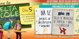 El Centro Comercial Arousa inaugura septiembre con nuevas actividades infantiles