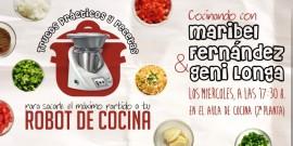 El Aula de Cocina del Centro Comercial Arousa estrena programación de otoño