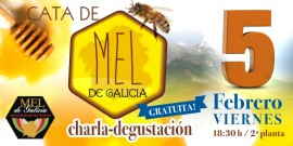 Cata de Miel de Galicia