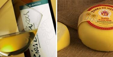 cata vinos quesos